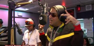 French Montana and Chinx Freestyle at Tim WestWood TV Studio