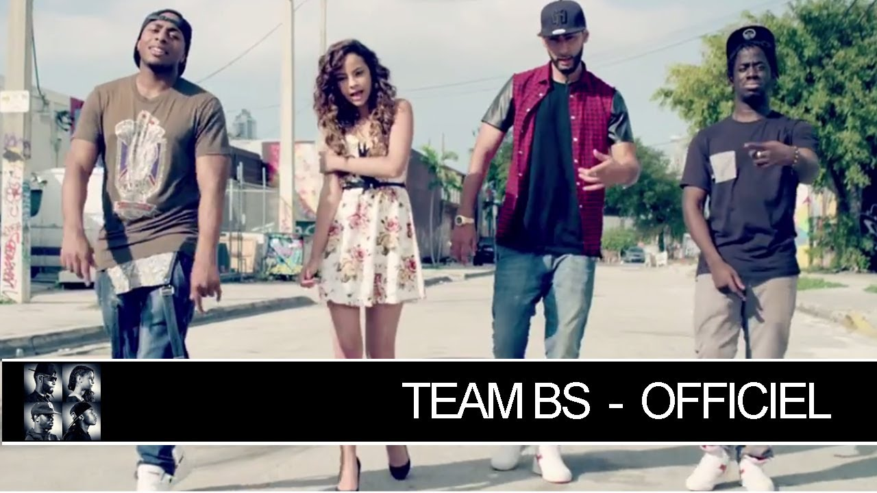 la fouine fababy sindy & sultan - team bs