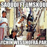 C-SAOUDI Ft. LMSKOUNE – 3aychin West Hofra Part 2 MoroccanHipHop Exclusive
