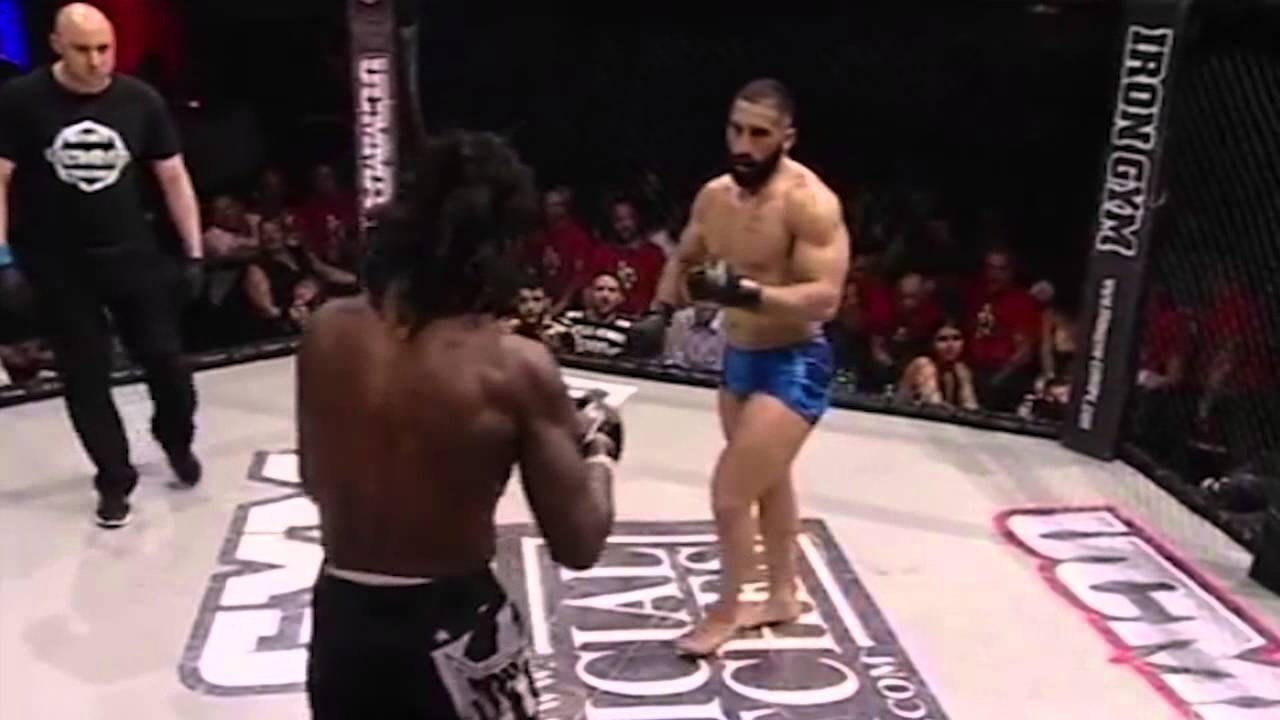 Khalid Ismail Vs Kes Mumba MMA Full Fight Video