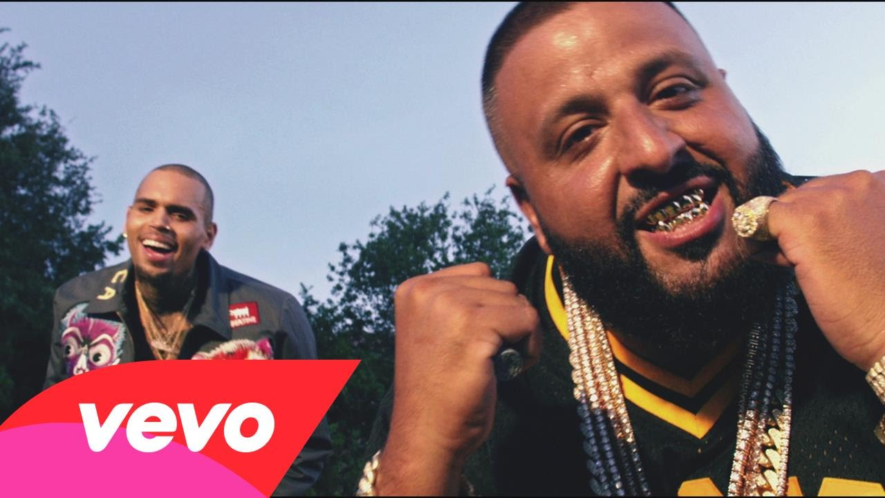 Dj Khaled Ft Chris Brown August Alsina Fetty Wap Gold Slugs Official Video Moroccanhiphop Com