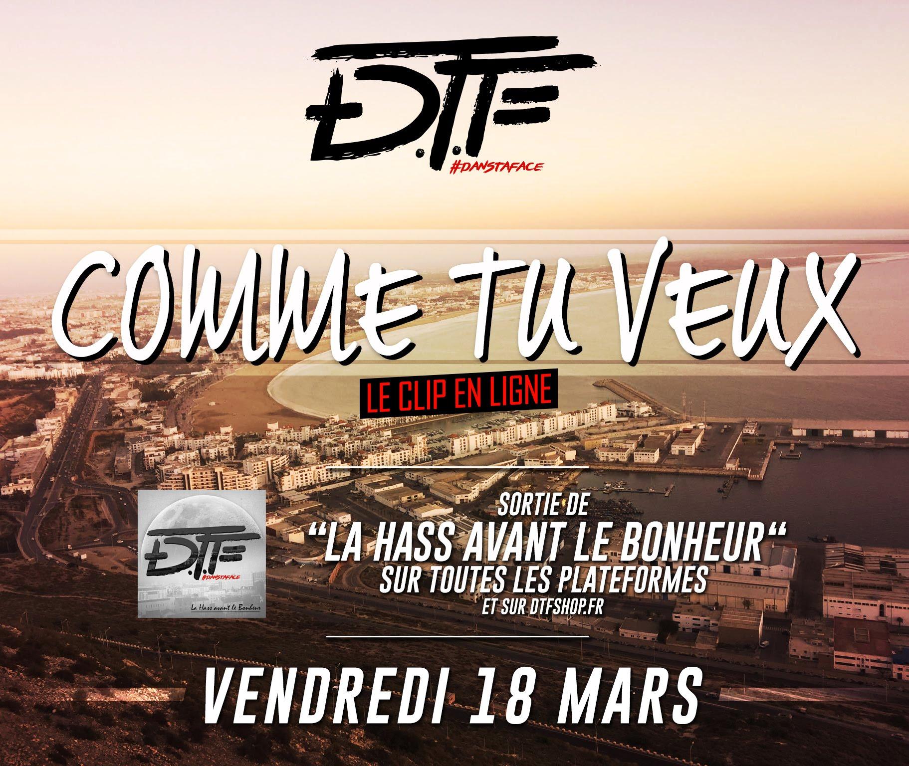 album dtf la hass avant le bonheur