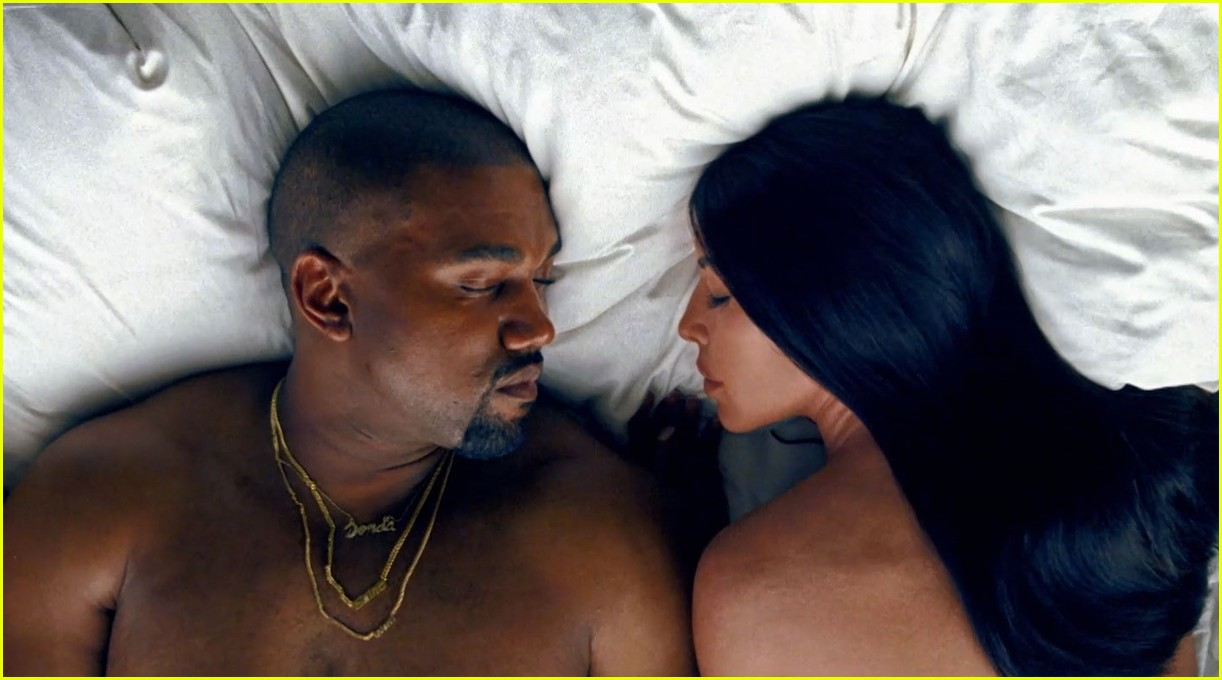 Watch Kanye West S Weird New Quot Famous Quot Music Video