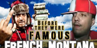 Before They Were Famous FRENCH MONTANA