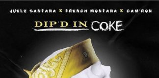 Juelz Santana feat French Montana & Cam'Ron - Dip'd In Coke