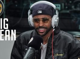 Big Sean Freestyles on Flex HOT 97