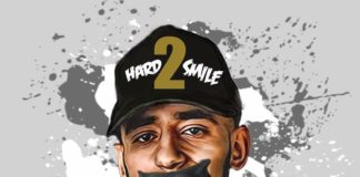 Ard Adz ''Hard 2 Smile'' album