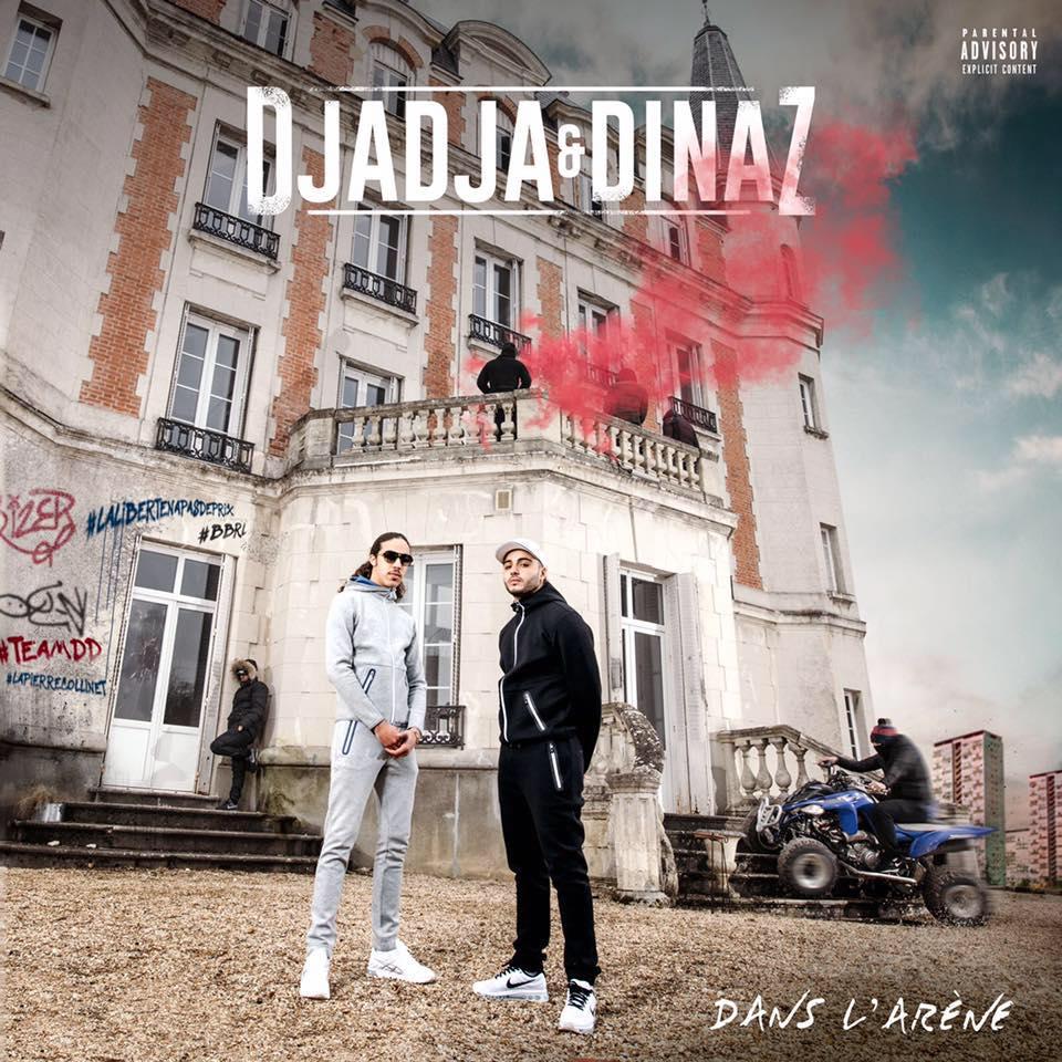 album dans larène djadja et dinaz