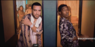 French Montana feat A$AP Rocky - Said N Done