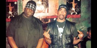 Legendary Tupac & Biggie Freestyle Video