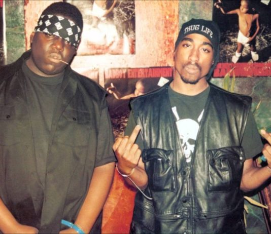 Legendary Tupac & Biggie Freestyle Video