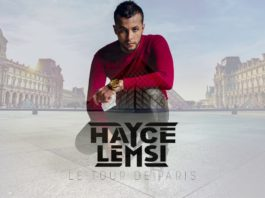 Hayce Lemsi ''Shape of you'' Remix