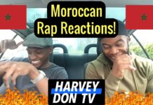 Moroccan Rap Reaction