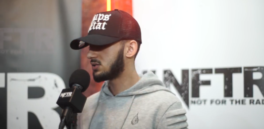 Ard Adz NFTR Freestyle Session