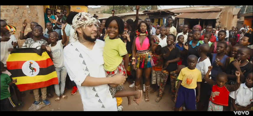 French Montana feat Swae Lee - Unforgettable (Official Video)