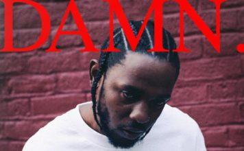 Kendrick Lamar DAMN Album