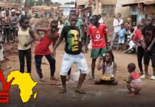 French Montana feat Swae Lee ''Unforgettable'' (Dance Video) Uganda Africa