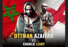 Ottman Azaitar vs Charlie LEARY