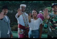 Dj Van feat Issam Kamal, Foulan, Khaoula Mojahid & Muslim - Yallah