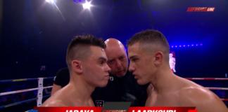 Mohammed Jaraya vs Redouan Laarkoubi
