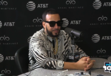 French Montana Talks Ramadan and his New Hit song ''Unforgettable''