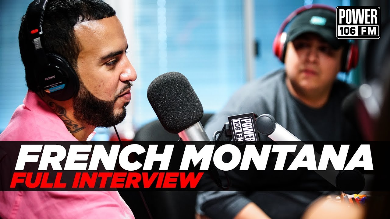 French Montana Talks Success Of Unforgettable Song New