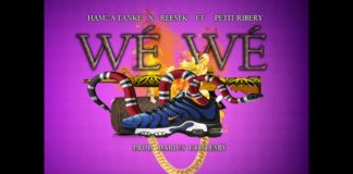 Hamza Tanke & Reem'K feat Petit Ribery - Wé Wé
