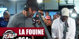 "La Fouine ""RS4"" Freestyle"