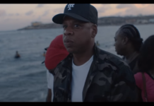 JAY-Z feat Damian Marley - Bam