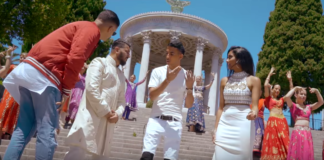 Medi Meyz delivers the official music video for his single ''MERI BAYA'' featuring ADNAN, Souf & Sophia Akkara.