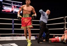 Mohammed Rabii Wins By First Round KO !