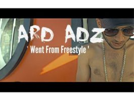 Ard Adz - Went From Freestyle