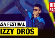 Dizzy Dros interview Casablanca Festival