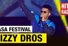Dizzy Dros interview Casablanca Festival