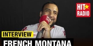 French Montana Interview With HITRADIO in Casablanca