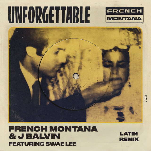 J Balvin feat French Montana - Unforgettable (Latin Remix)