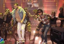 "French Montana Performs ""Unforgettable"" with Swae Lee and Triplets Ghetto Kids"