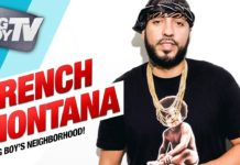French Montana Talks His New Ciroc French Vanilla Vodka & More at Big Boy TV