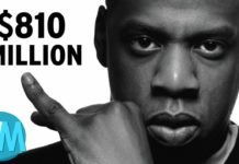 Top 10 Richest Rappers