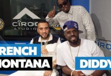 French Montana & Flex Talk Being Poor, Cocaine City & Akon Gifting Fake Rolex