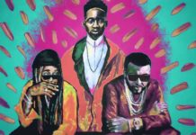Mr Eazi & Major Lazer ''Leg Over'' Remix feat French Montana & Ty Dolla Sign