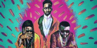 Mr Eazi & Major Lazer ''Leg Over'' Remix feat French Montana & Ty Dolla Sign