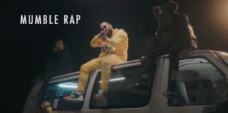 Belly mumble rap video