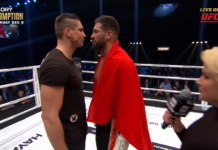 Jamal Ben Saddik is ready to Knockout Rico Verhoeven again