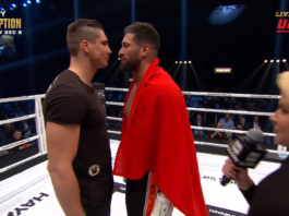Jamal Ben Saddik is ready to Knockout Rico Verhoeven again