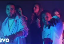Nasty C feat French Montana - Allow Official Video
