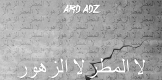 Ard Adz No Rain No Flowers