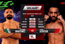 OTTMAN AZAITAR VS ALEJANDRO PATO MARTINEZ - LIGHTWEIGHT WORLD TITLE