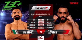 OTTMAN AZAITAR VS ALEJANDRO PATO MARTINEZ - LIGHTWEIGHT WORLD TITLE