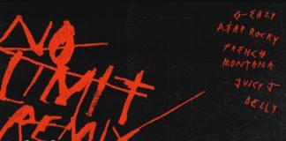 G-Eazy - No Limit REMIX feat A$AP Rocky, French Montana, Juicy J, Belly